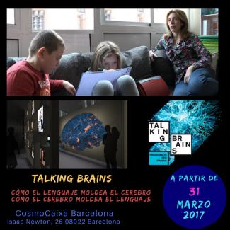 Talking brains y autismo CosmoCaixa Barcelona