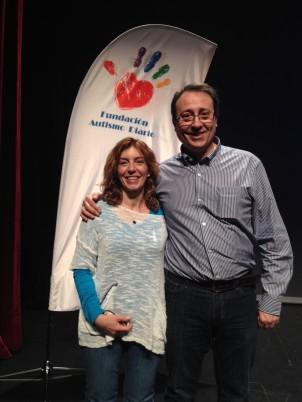 Daniel Comín y Verónica Fabra 18-marzo-2017