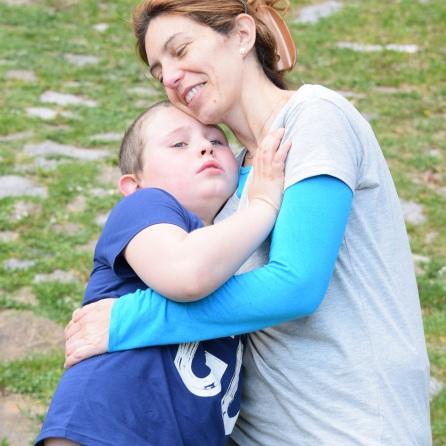 Semana Santa - Dídac y mamá