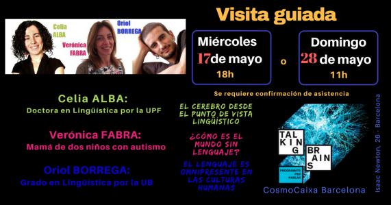 Talking brains - visita guiada