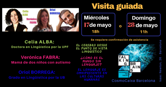 Talking brains - visita guiada