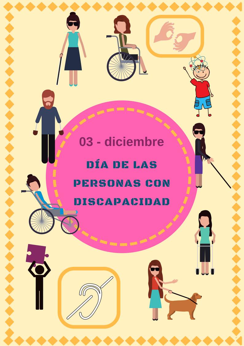 03-12-Día I. Personas con Discapacidad